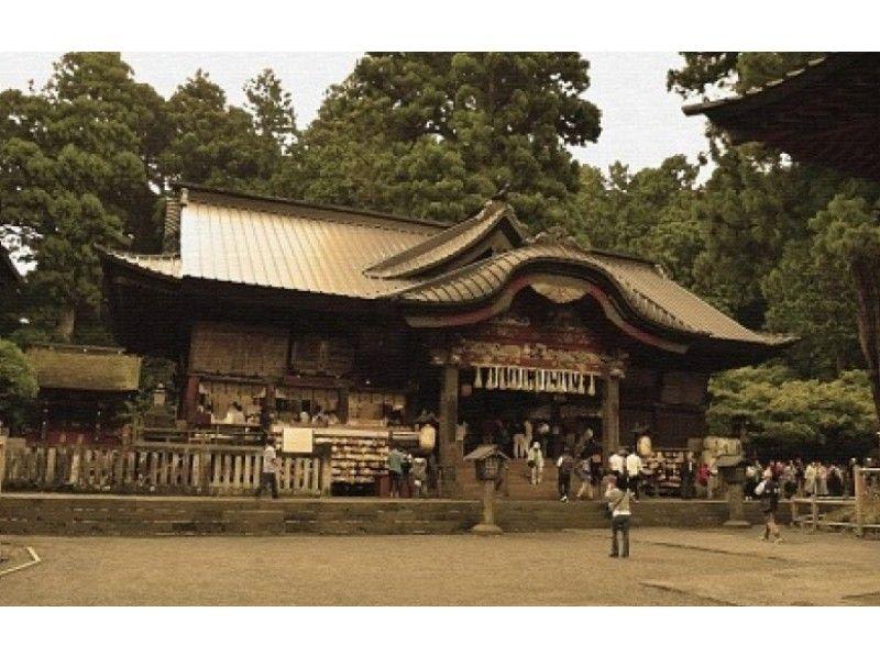 【パワースポット富士山】日本一の霊峰富士で運気アップ!MTBで巡るご利益いっぱいの御朱印集め!地元ガイドがご案内!の紹介画像