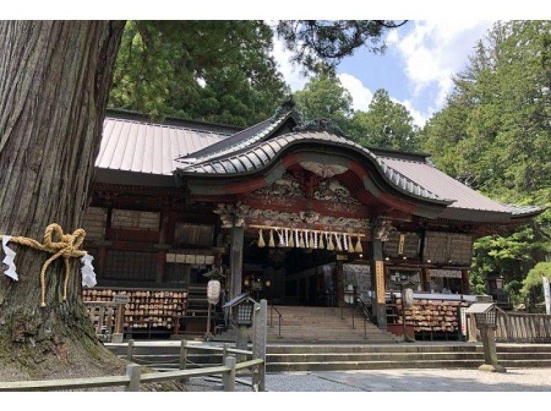 【世界遺産富士山を巡る】富士山観光をNo密で!MTBで回る世界遺産ガイドツアー!富士吉田編の紹介画像