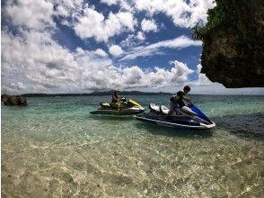 [2 flights limited to 1 day] Scenic jet touring ~ Touring Kouri Island, Warumi Strait, Hanenai Inland Sea ~