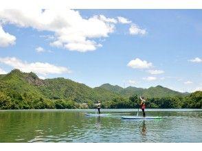 【岐阜・川辺】初心者歓迎 ♪ 飛騨川サップ・SUP体験!(2時間コース)