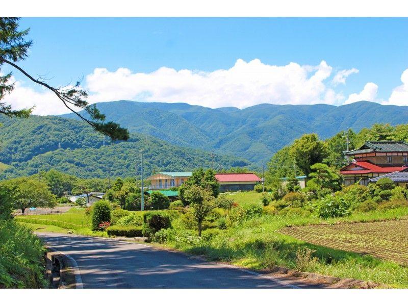 【富士山麓・ぼくのなつやすみ】富士山麓の田舎を満喫!夏休みのワクワクがここにある!三ッ峠~リニア見学センターの紹介画像