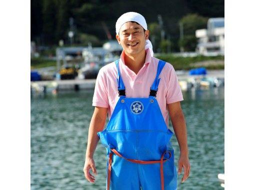 【オンライン地方応援ツアー】岩手釜石ホタテが、自宅に泳いでやってくる?!三陸漁業の今を知るツアーの紹介画像