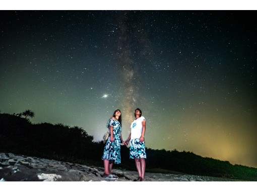 [Okinawa Onna Village] Starry Sky Photo Tour ★ Hotel pick-up and drop-off in Onna Village is possibleの紹介画像