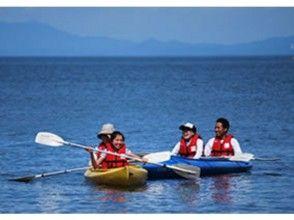 【滋賀・琵琶湖】2名以上の予約で割引あり!カヤック1日スクール(初心者・未経験者対象)の画像