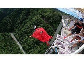 【岐阜バンジー・新旅足橋】高低差215mの日本一高いブリッジバンジージャンプ!! GoPro無料レンタル&動画データサービス中!