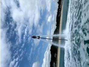 【沖縄北部】フライボード・ジェットベイダー・フリーダムフライヤー(3時間やりたい放題)