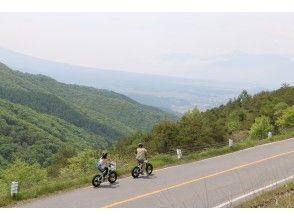 【初心者向け /絶景 ビーナスライン 最新 e-バイクサイクリング ツアー】【コロナ対策◎】