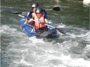"""[Kumamoto Yatsushiro Hikawa] kayaking experience in the country designated scenic spot """"Tategamikai"""""""
