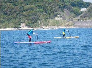 [Shizuoka / Shimoda Sotoura Beach] SUP experience 60 minutes that anyone can enjoy with an instructor