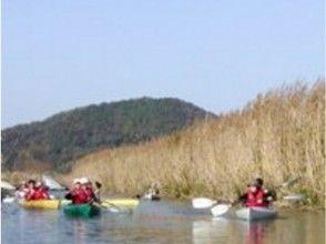 【グループ限定!】 西の湖 水郷カヤックツアー(6名様以上のグループ対象)の画像
