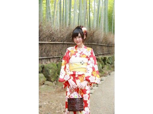 高級浴衣プラン♪新作浴衣も入荷。今年の夏は浴衣で京都の街へGO!の紹介画像