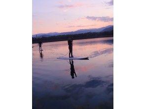 【四国・徳島】まるでウユニ塩湖!?のような写真が撮れる! 無人島へ冒険SUPクルージング! 無人島の滝や森は、まるで「もののけ姫」の世界