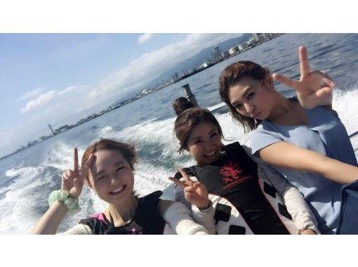 【兵庫・淡路島】貸し切りで淡路島までクルージングを楽しみませんか!神戸に集合だからラクチン!