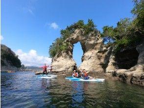 [Chiba Katsuura] Enjoy SUP in the beautiful and natural Katsuura Bay! SUP experience tour for beginners ♪