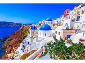 【おうち海外旅行】ギリシャ5島アイランドホッピング 冬はこたつでぬくぬくオンライン海外旅行♪