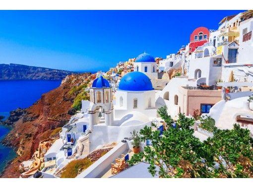 【おうち海外旅行】ギリシャ5島アイランドホッピング 冬はこたつでぬくぬくオンライン海外旅行♪の紹介画像