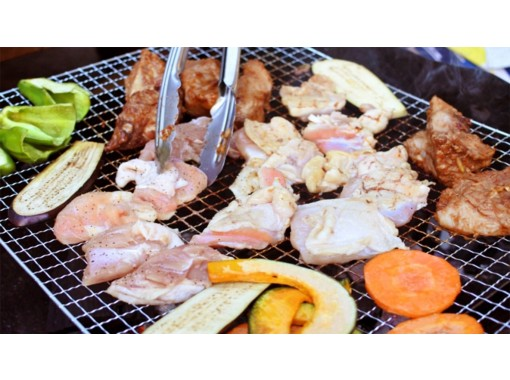【神奈川・小田原】手ぶらでBBQプラン1,900円~!ボリューム満点の食材付き!