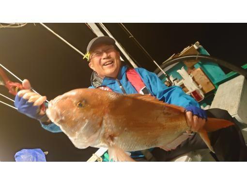 【和歌山・すさみ町】アカイカ釣&泳がせ!(6月~9月の半夜)
