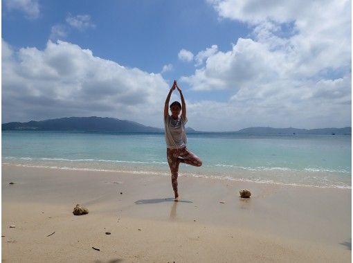 【沖縄・石垣島】1組貸切プラン 石垣ブルーの海でビーチヨガ