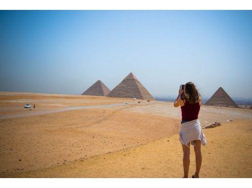 おうちから砂漠!ピラミッド!スフィンクス!エジプト出身者が贈るエジプト・ギザからのLIVE配信ツアー 通常価格の紹介画像