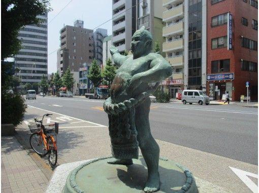 【オンライン東京ツアー】日本の国技「相撲」を知る旅 地元のガイドと巡る両国相撲ツアー ※10/31(土)開催 <受付終了>の紹介画像