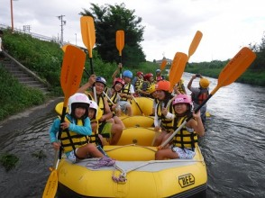 [Recommended for summer vacation ☆ Family only] Save 2000 yen per child! Greedy long course <10km / 100 minutes>