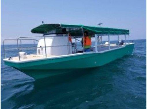 【宜野湾】グラスボートマリンツアー