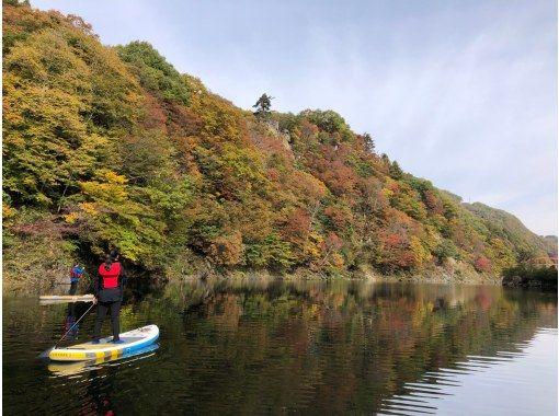 ◇秋葉SUP體驗!免費的旅行照片禮物♪の紹介画像