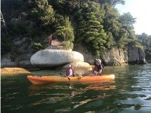 [Hiroshima / Miyajima] Explore Uramiyajima! Sea kayaking enjoyment plan