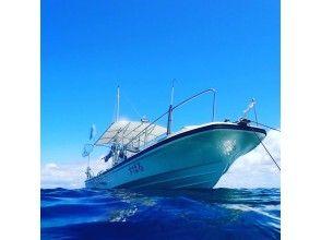 【沖縄・宜野湾】ボートフィッシング!初心者の方でも楽しめる沖釣り体験★手ぶらでOK★子供や女性でも楽しめる★半日満喫ツアー