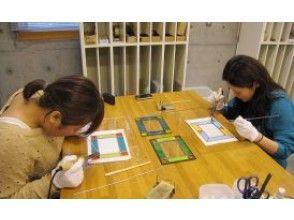 [Hiroshima / Jinseki Kogen] Experience making stained glass at Jinseki Kogen Tiergarten!