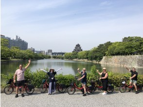 【広島・広島市】sokoiko! ピースサイクリングツアー3時間(AM10時スタート便) ~広島の戦前・戦中・戦後復興を巡る旅~