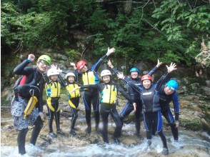 [Gifu / Hida Takayama] Let's enjoy shower Climbing great outdoors!