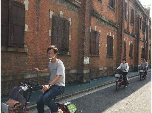 【広島・広島市】sokoiko!×グランドプリンスホテルコラボ企画 『海岸から市街地へ・街並みの変化と歴史・平和を感じるサイクリングツアー』