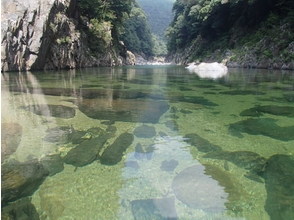 【屋久島・半日】屋久島で一番大きい安房川のカヌーツアー