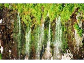 ☆知床世界自然遺産☆フレぺの滝と知床開拓の歴史ツアー☆2km約2時間 散策☆お子様から高齢の方も楽しめるお手軽コース