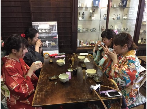 【Oita・Kitsuki】 Simple Tea (Matcha) Ceremony Experience at a Tea House - Registered Tangible Cultural Propertyの紹介画像