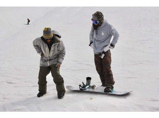 【群馬・みなかみ】プロスノーボーダーがプロデュースする初心者スノーボードレッスン☆半日コース