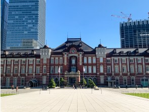 """Unravel the unknown mystery and history! Front and back faces of """"Tokyo Station"""" [Tokyo walk that you intend to know]"""