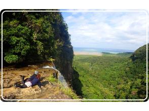[沖縄/西表參道]最受歡迎!強大的Pinaisara瀑布獨木舟之旅! (帶午餐)