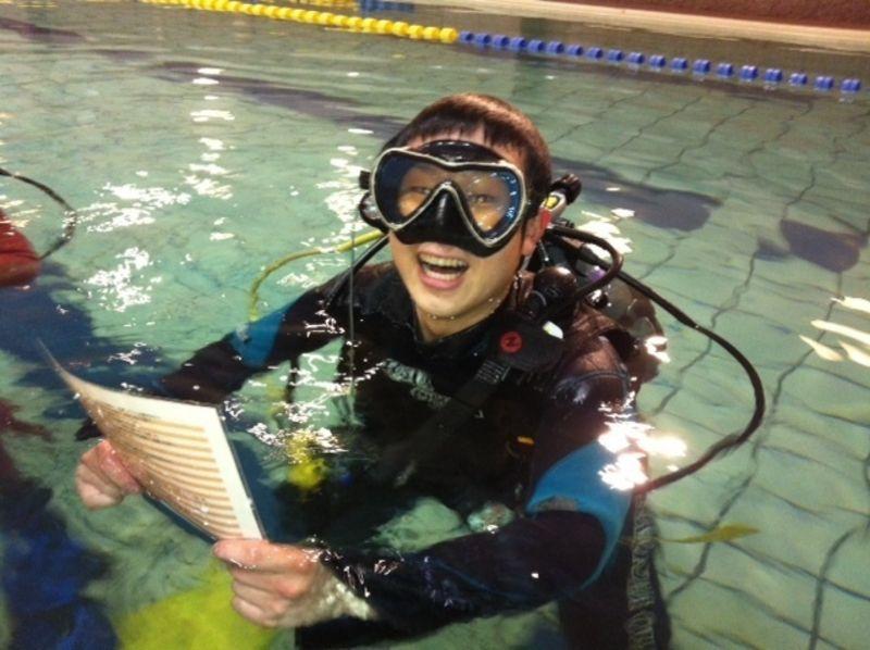 【初心者向け】PADIディスカバー・スクーバ・ダイビング(体験ダイビング)の紹介画像