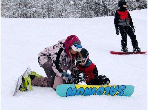 【長野・白馬】はじめてのスノーボードレッスン