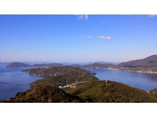 [在线小豆岛旅游在线体验香川县/小豆岛]从空中参观小豆岛の紹介画像