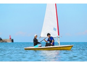 【Feel the wind! Reliable for the first time】 Private dinghy Yachting experience at Zushi/Hayama