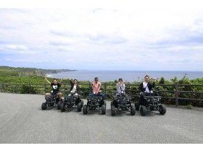 [冲绳 / 宫古岛] 乘坐越野车穿越伊良部大桥,享受 3 小时的课程!视时间而定,多达17个终点和三角点的热门点❤️毫无疑问,SNS会好看吗?