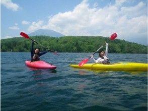 [เรือแคนูประสบการณ์ใน Nagano, ทะเลสาบ Nojiri] การฝึกอบรมเริ่มต้น (หลักสูตรครึ่งวัน)