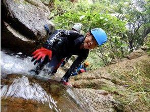 【石垣島・貸切】1組貸切開催保証!上流の滝を目指してリバートレッキング!!