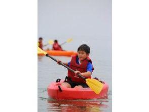 【大分県・住吉浜リゾートパーク】「カヤック」で海を楽しもう!1人乗り2時間レンタルプラン。初心者歓迎