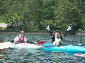 เริ่มต้นการประชุมเชิงปฏิบัติการ [ประสบการณ์พายเรือแคนูใน Nagano, ทะเลสาบ Nojiri (1 หลักสูตรวัน)
