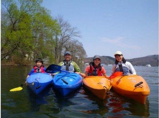 【長野・野尻湖でカヌー体験】ファミリー向け!家族でカヌー遊び